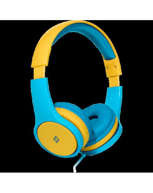 ttec Bubbles Kids Mikrofonlu Kulaküstü Kulaklık Mor / Pembe