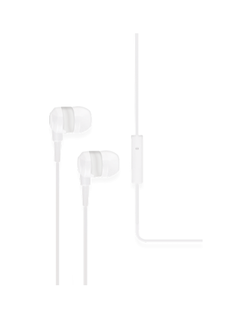 ttec J10 Mikrofonlu Kulakiçi Kulaklık 3.5mm Beyaz