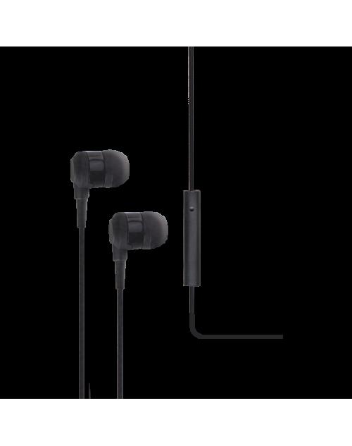 ttec J10 Mikrofonlu Kulakiçi Kulaklık 3.5mm Siyah