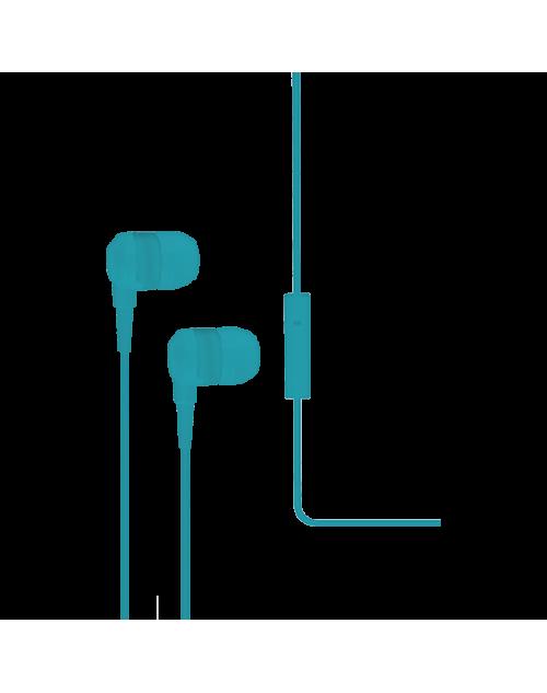 ttec J10 Mikrofonlu Kulakiçi Kulaklık 3.5mm Turkuaz
