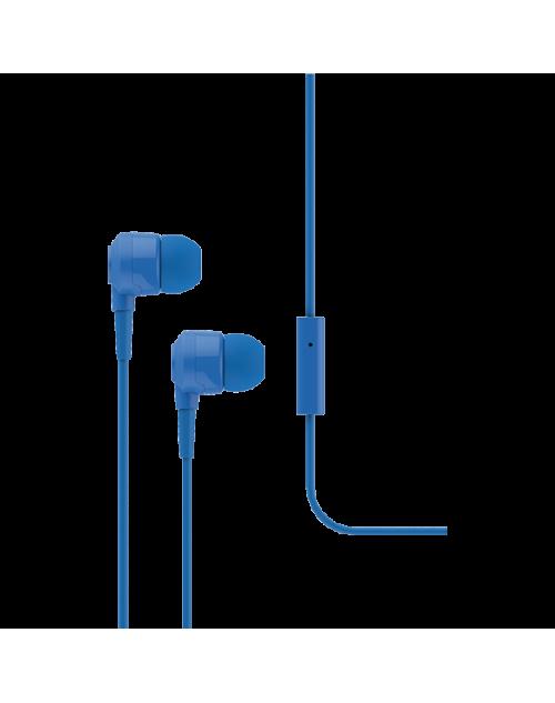 ttec J10 Mikrofonlu Kulakiçi Kulaklık 3.5mm Mavi