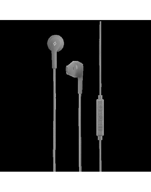 ttec Rio Kumandalı ve Mikrofonlu Kulakiçi Kulaklık Gri